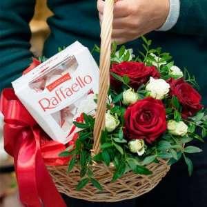 Цветы в подарок с доставкой